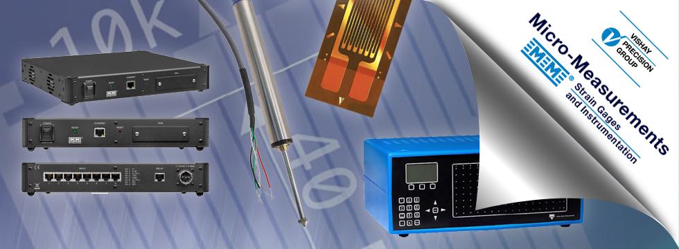Vishay - New Vishay Micro-Measurements System 7000 Has Measurement ...